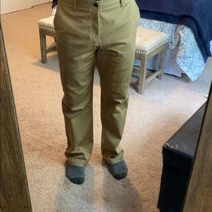 Under Armour Heat Gear Khaki Pants